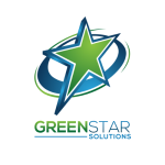 Stacked GreenStar Logo